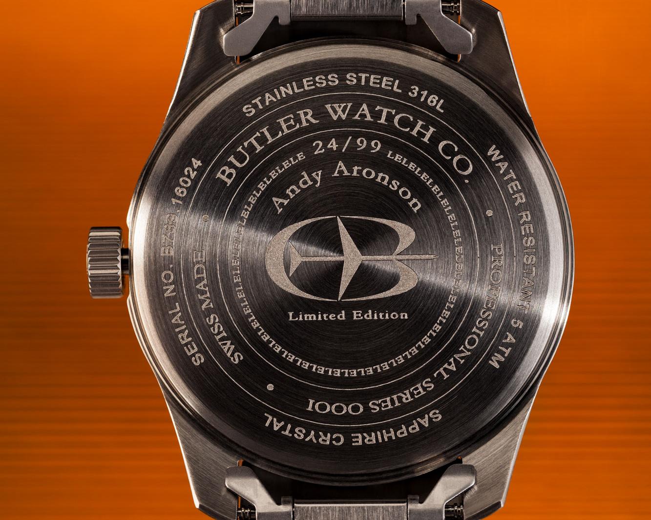 Pro Oooi Butler Watch Company